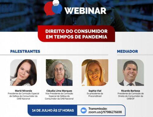 Diálogos Acadêmicos ESA/DF: Direito do Consumidor em Tempos de Pandemia