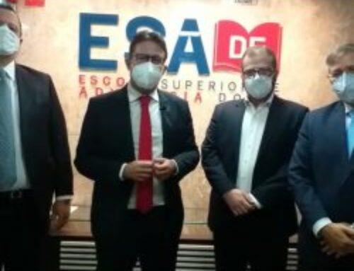 Rafael Oliveira é o novo Diretor-Geral da Escola Superior de Advocacia da OAB/DF